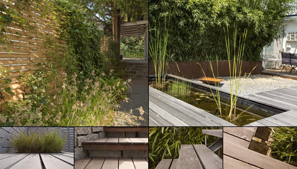Hola Gartengestaltung Holz, Basel